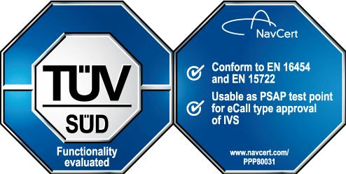 navcert certification mark