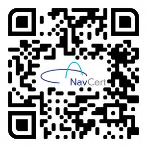 navcert-qr-code-GNSS-TechnischerZertifizierer