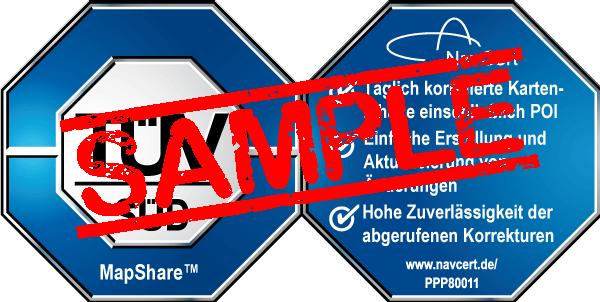 navcert pruefzeichen ppp80011